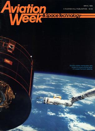 Cover for the May 6 1985 issue