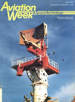 Cover for the May 13 1985 issue