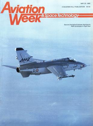 Cover for the May 20 1985 issue