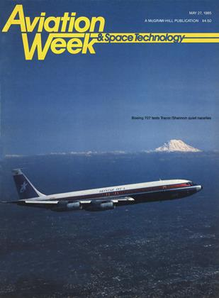 Cover for the May 27 1985 issue