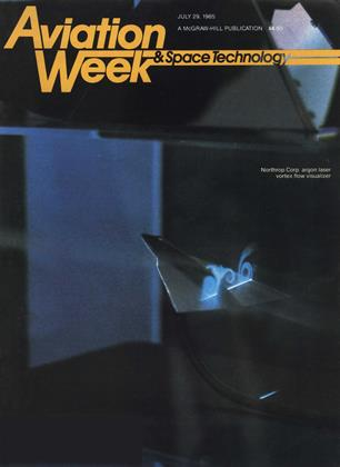 Cover for the July 29 1985 issue