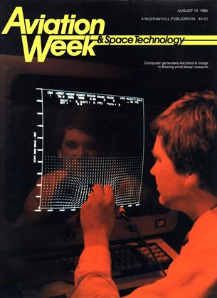 Cover for the August 12 1985 issue