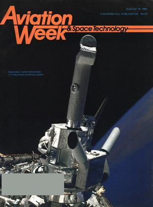 Cover for the August 19 1985 issue