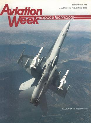 Cover for the September 2 1985 issue