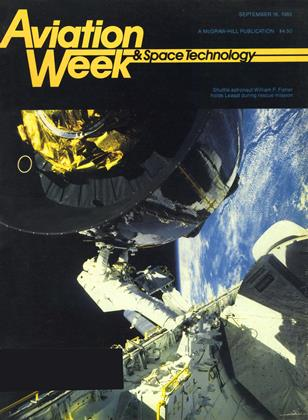 Cover for the September 16 1985 issue