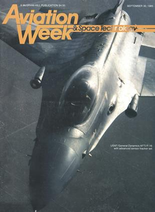 Cover for the September 30 1985 issue