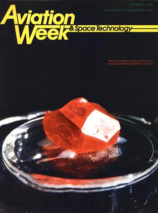 Cover for the October 7 1985 issue