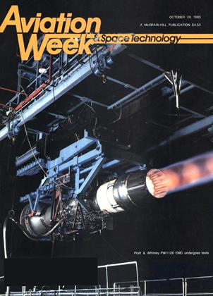 Cover for the October 28 1985 issue