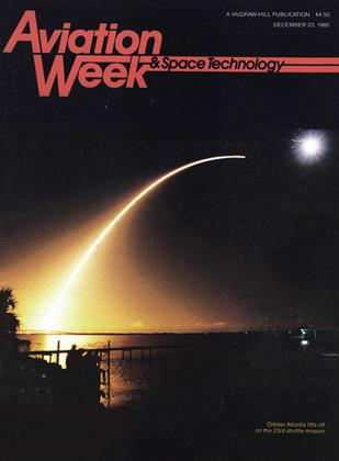 Cover for the December 23 1985 issue