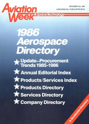 Cover for the December 30 1985 issue