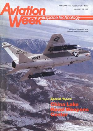 Cover for the January 20 1986 issue