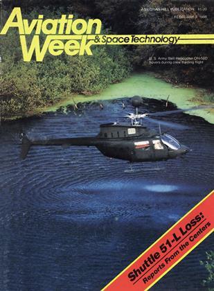 Cover for the February 3 1986 issue