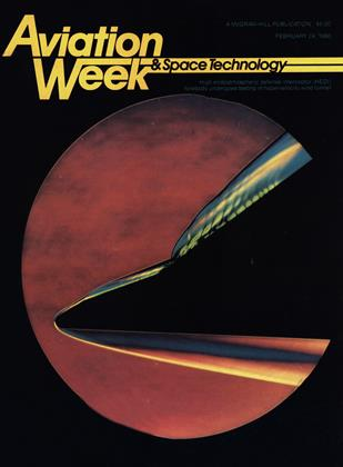 Cover for the February 24 1986 issue