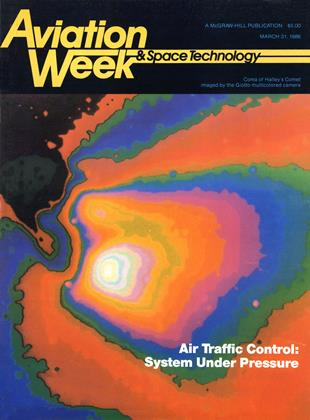 Cover for the March 31 1986 issue