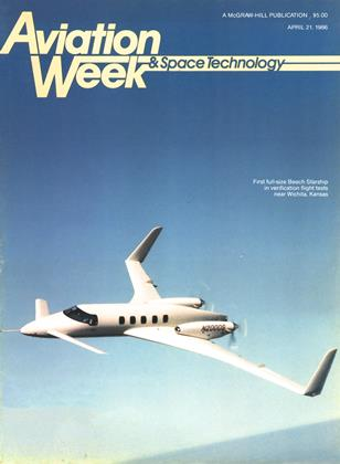 Cover for the April 21 1986 issue
