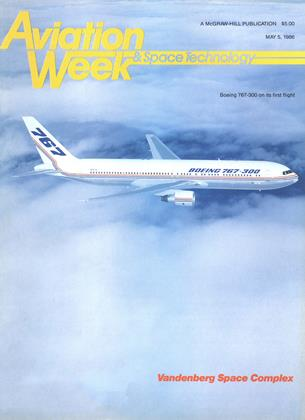 Cover for the May 5 1986 issue