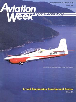 Cover for the July 7 1986 issue