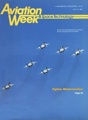 Cover for the July 21 1986 issue