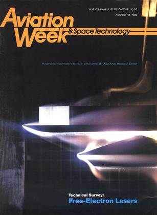 Cover for the August 18 1986 issue