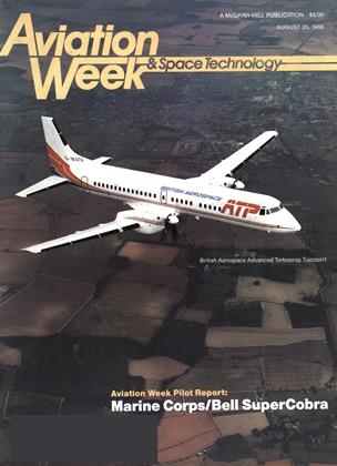 Cover for the August 25 1986 issue