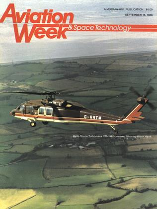 Cover for the September 15 1986 issue
