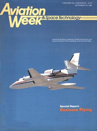 Cover for the September 29 1986 issue