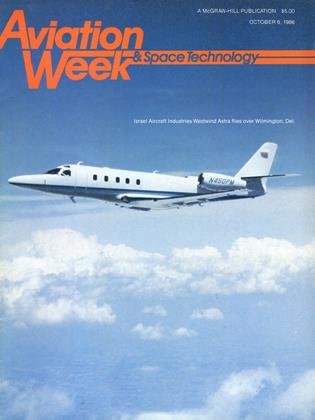 Cover for the October 6 1986 issue