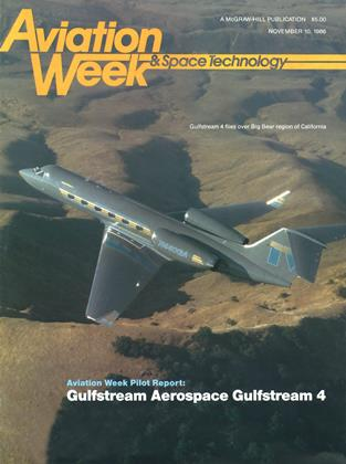 Cover for the November 10 1986 issue