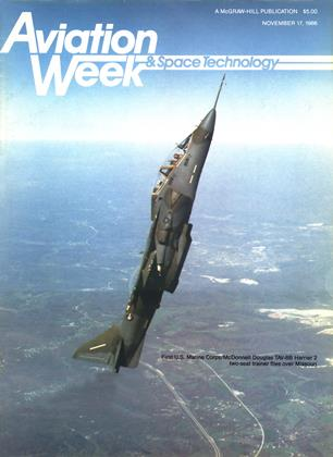 Cover for the November 17 1986 issue