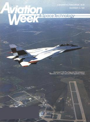 Cover for the November 24 1986 issue