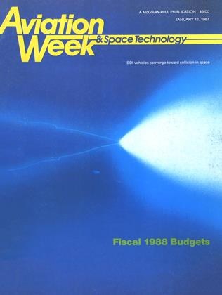 Cover for the January 12 1987 issue