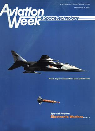 Cover for the February 16 1987 issue