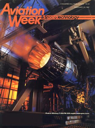 Cover for the February 23 1987 issue