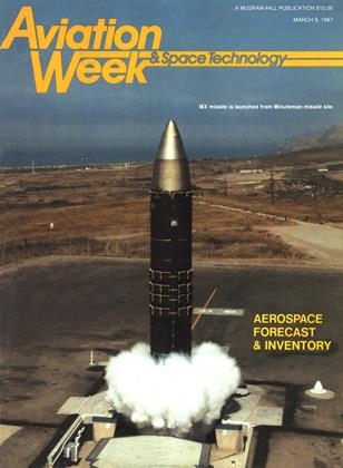 Cover for the March 9 1987 issue
