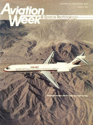 Cover for the April 6 1987 issue