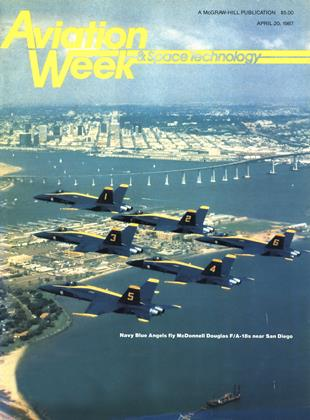 Cover for the April 20 1987 issue