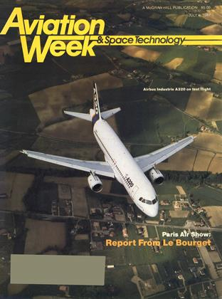 Cover for the July 6 1987 issue