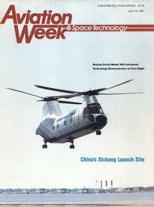 Cover for the July 13 1987 issue