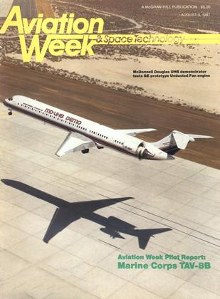 Cover for the August 3 1987 issue