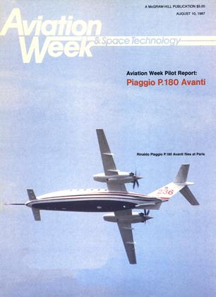 Cover for the August 10 1987 issue