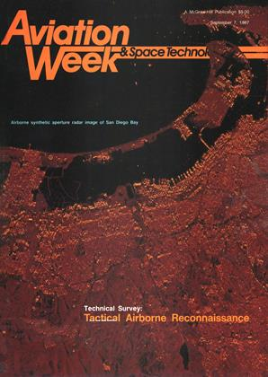Cover for the September 7 1987 issue