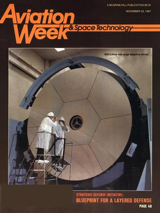 Cover for the November 23 1987 issue