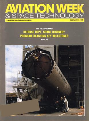 Cover for the February 1 1988 issue