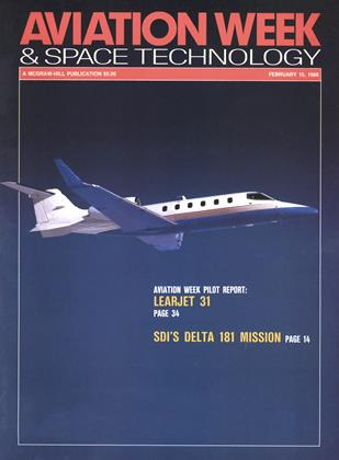 Cover for the February 15 1988 issue