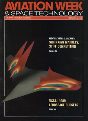 Cover for the February 22 1988 issue