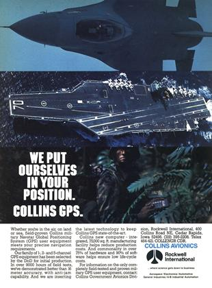 Collins Military Navstar Global Positioning System (gps), Page: 28 - MARCH 7, 1988 | Aviation Week