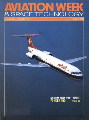 Cover for the April 18 1988 issue