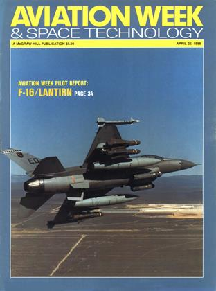 Cover for the April 25 1988 issue