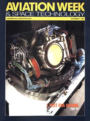 Cover for the November 7 1988 issue