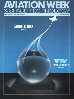 Cover for the January 2 1989 issue